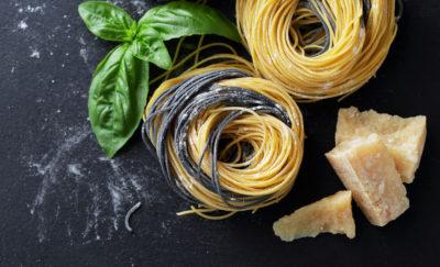 Disruptive food technology Pasta plate