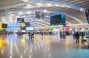 heathrow airport terminal in the UK amid the potential of Brexit positive effects