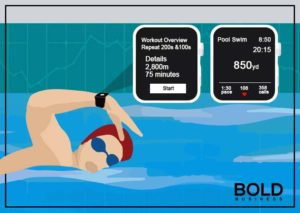 how to upload swim data from apple watch to starvav