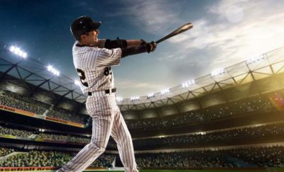 Batting with Sports Tech