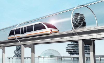 Hyperloop Future Travel