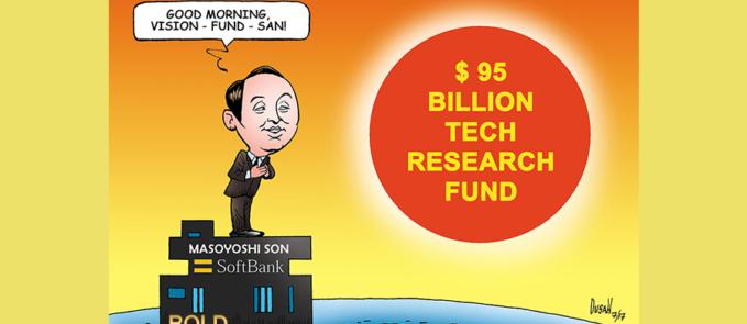 Masayoshi Son Softbank Research