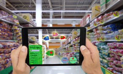 Retail Shopping with with AI