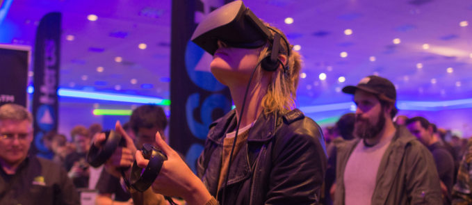 Virtual Reality can be monetized