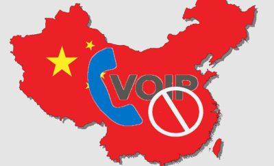 China bans VOIP