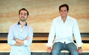 Trey and Reza, Co-founders of Cloud Dentistry.
