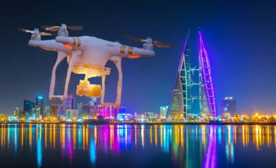 Drone over Riyadh – GCC