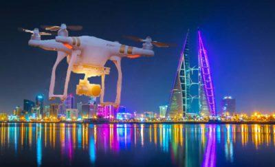 Drone over Riyadh – GCC