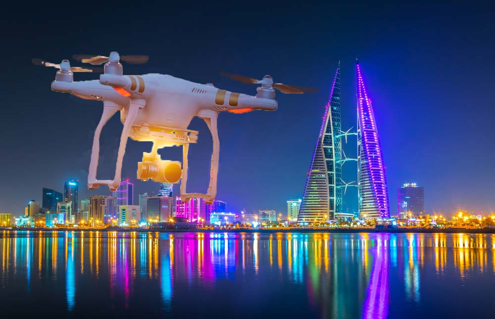 Drone Market Growth In the Middle East