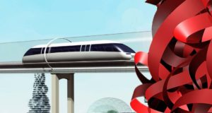 Hyperloop runs into red tape.