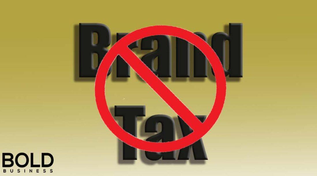 no brand tax