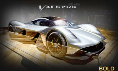 Hybrid Super Car Valkyrie