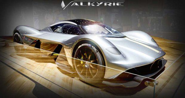 New hybrid hyper car