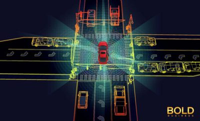 Lidar for driverless cars will soon be driving the growth for autonomous vehicle industry