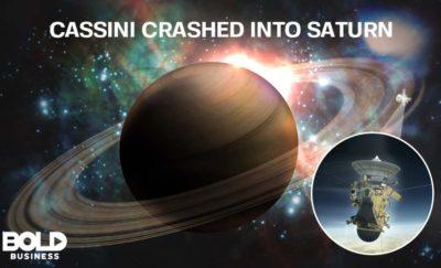Cassini and Saturn