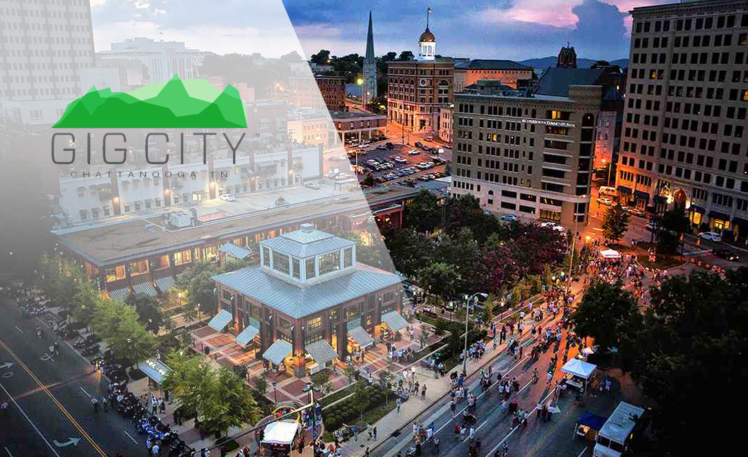 Chattanooga - Most Progressive Smart Cities