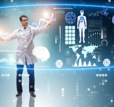 Digital Medical Screen