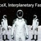 Elon Musk Spacesuit