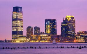 Jersey and Goldman Sachs Building