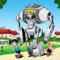Robots to School