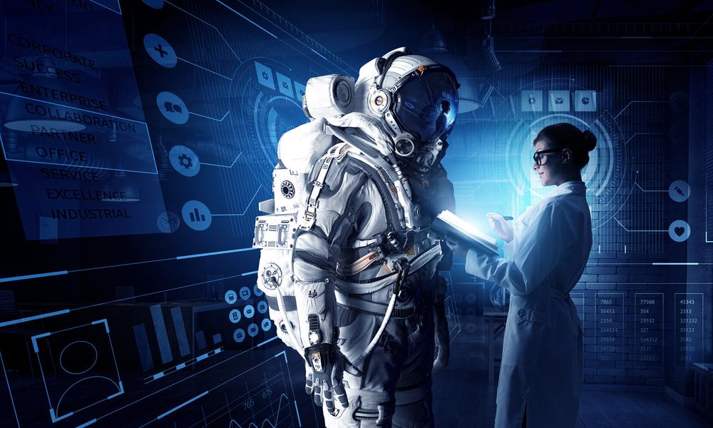 Designing a spacesuit