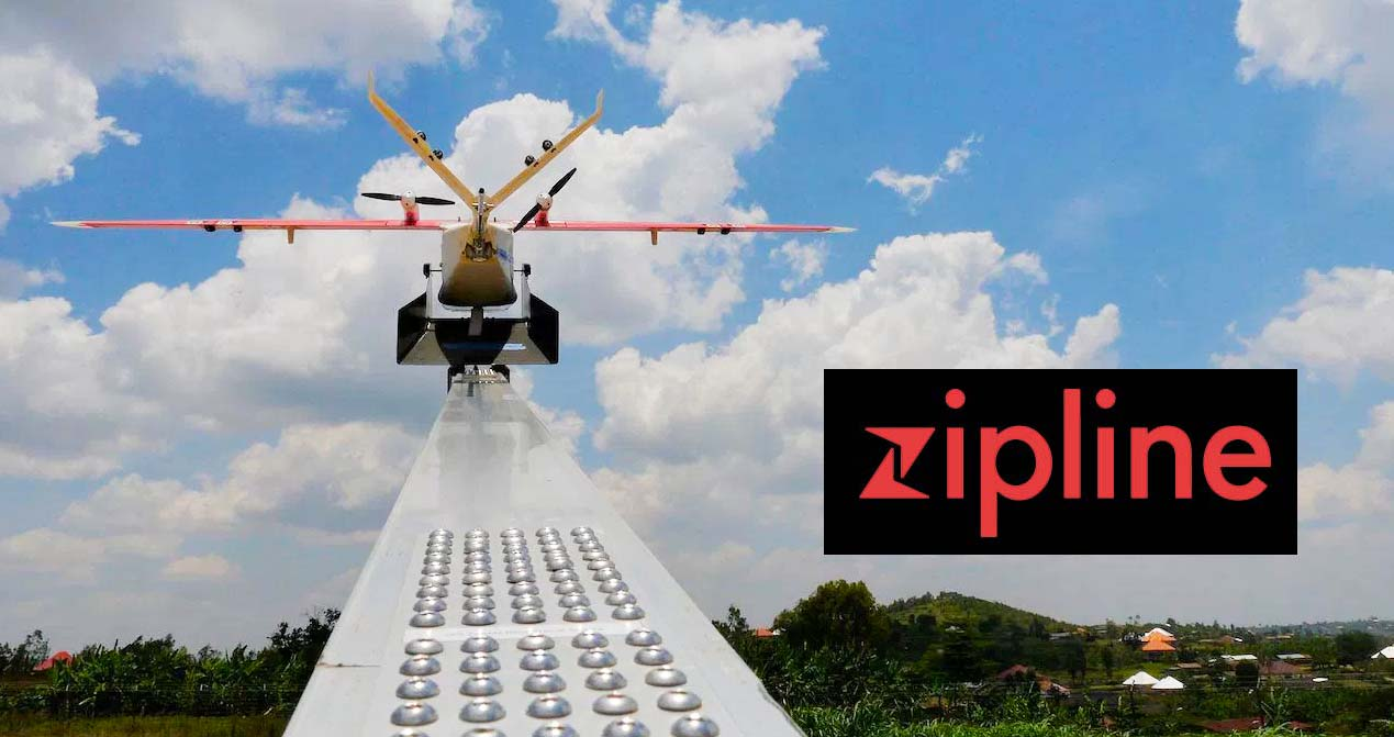 Zipline takes off