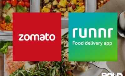 Zomato Runnr Deal