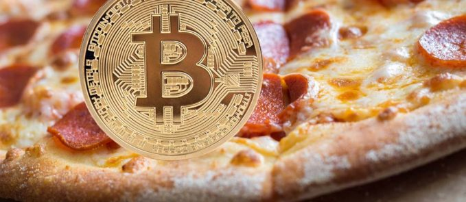 Bitcoin and Pizza - Tokenization Blockchain?