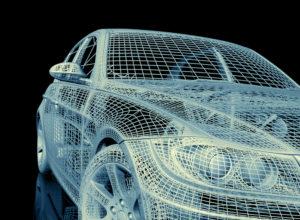 AR Design of a car