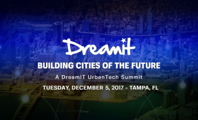 Dreamit urbantech conference