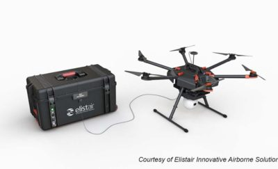 Elistair Tethered Drone