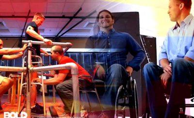 Ending SCI Paralysis
