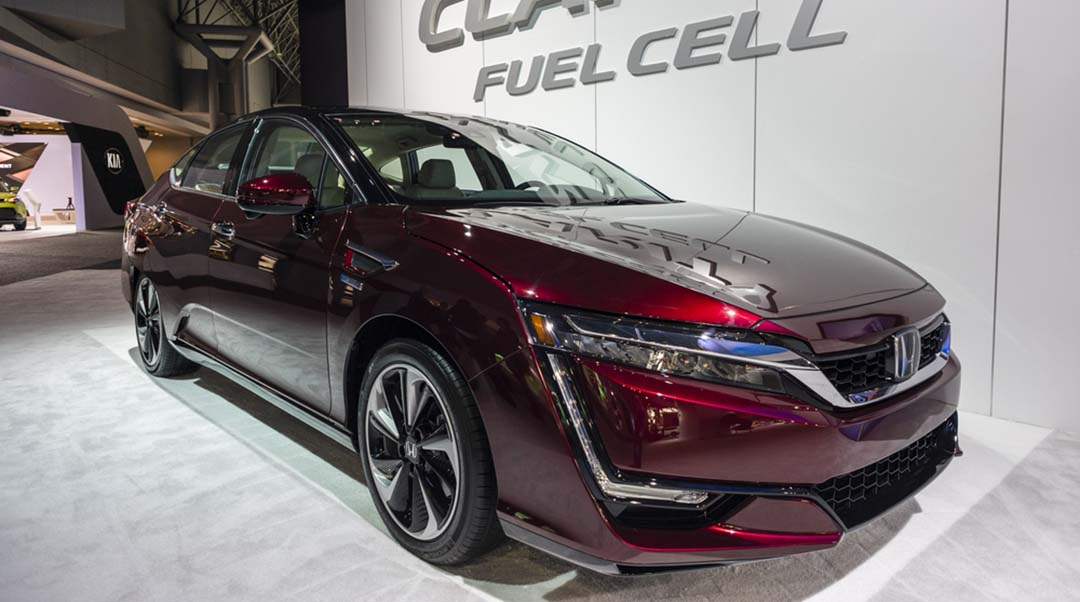 Fuel Cells For Cars Are Ready On The Road By 2020