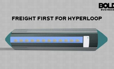 Hyperloop Freight