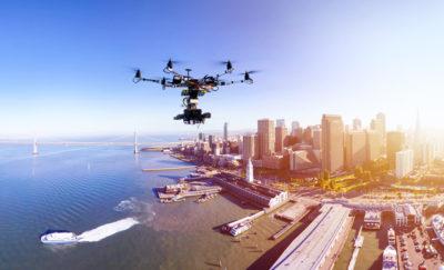 San Francisco Drone