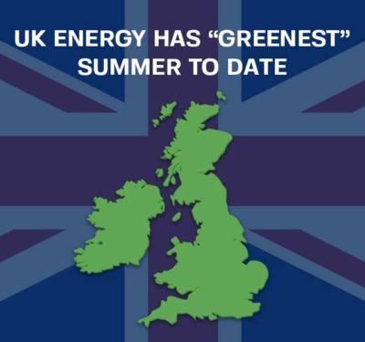 UK Green Summer