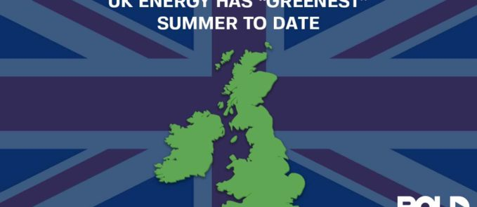 UK Green Summer