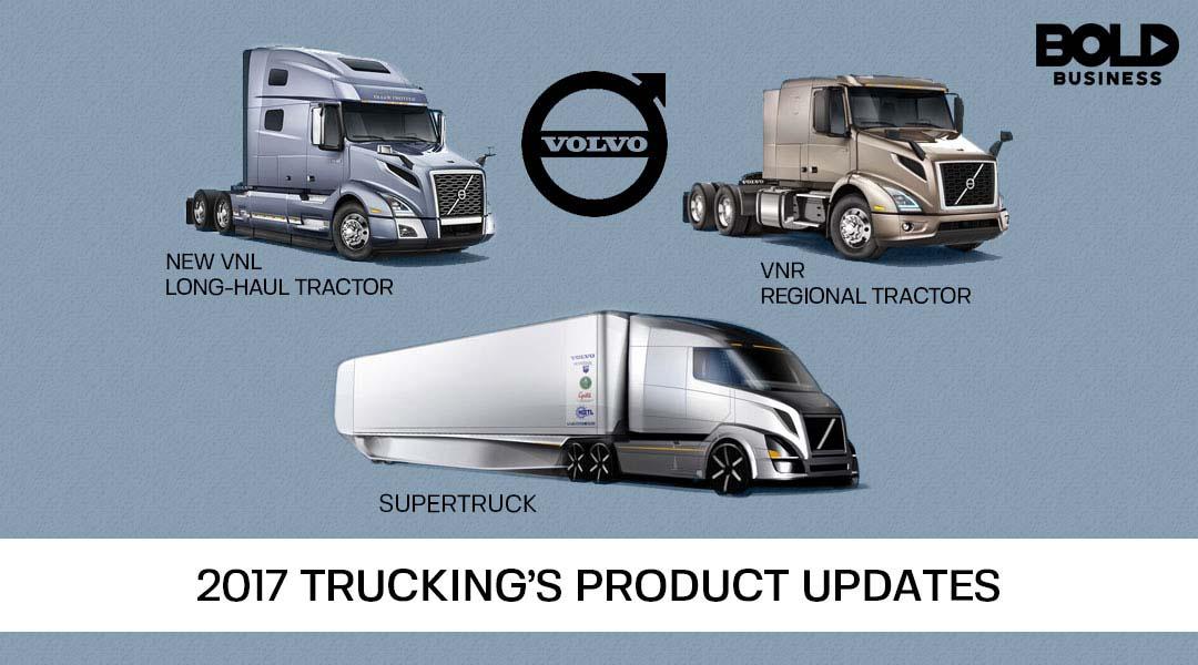 Volvo Truck Models