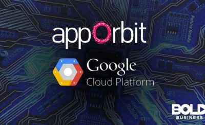appOrbit and Google Cloud App logos