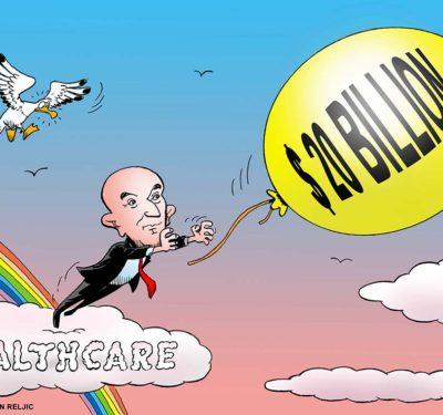 Bezos healthcare play