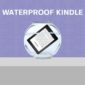 fish bowl with water and the Waterproof Kindle Oasis