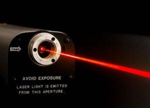 Lockheed's Laser Defense Program