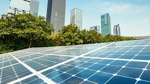 Singapore Solar Energy