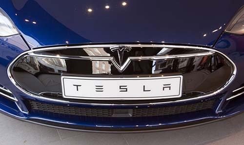 Tesla Grill