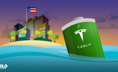 Puerto Rico and Tesla Battery
