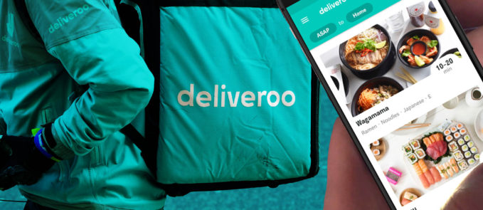 Deliveroo Funding has raised its capacity to expand and serve more than 200 cities!