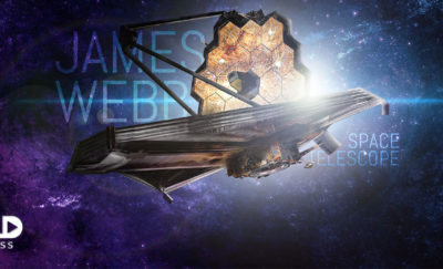 James Webb telescope launch revealed