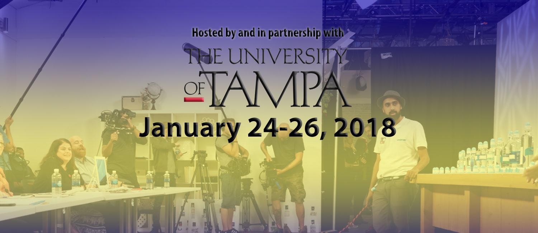 Tampa-University Jan-24-26, 2018