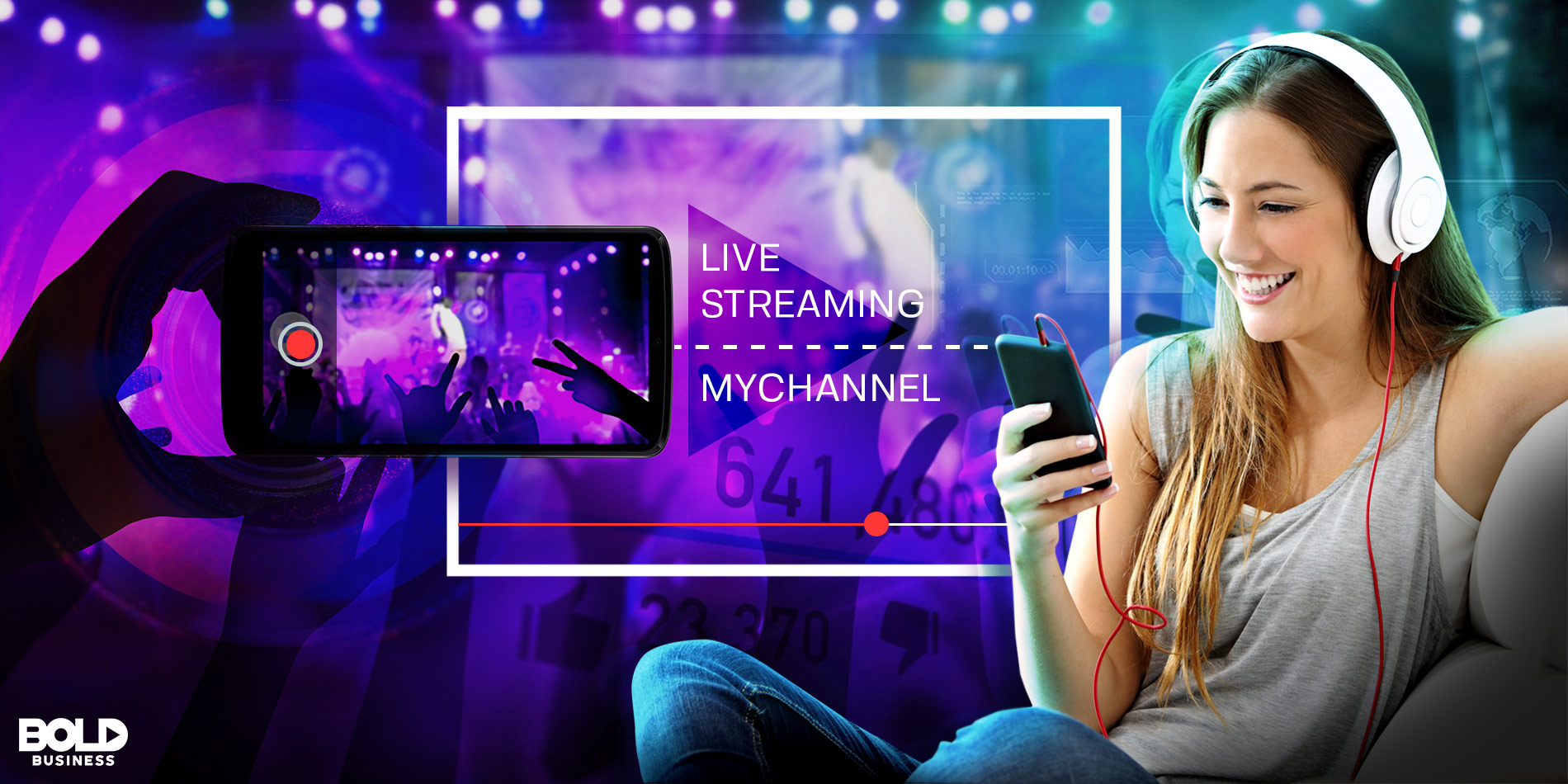 MyChannel is Revolutionizing Live Streaming and Audience Engagement