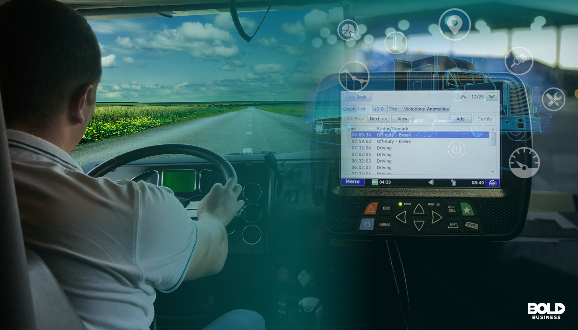 electronic logging device mandate